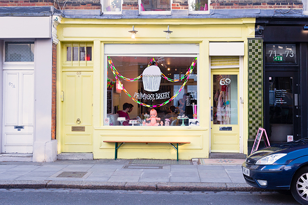 Primrose Bakery Londres