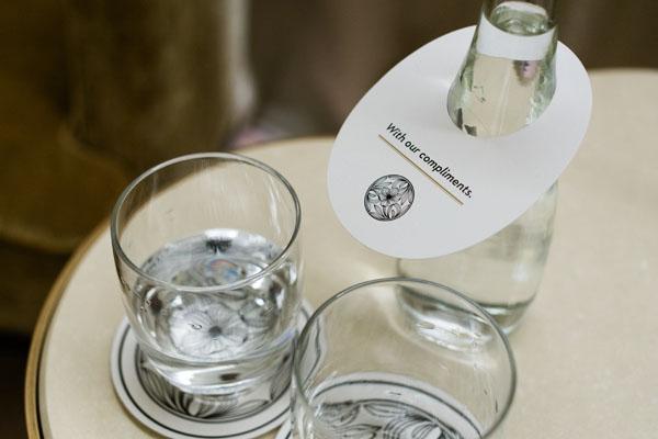Hôtel Le Narcisse Blanc SDB