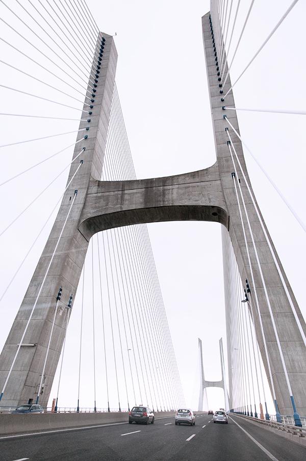 Pont Vasco de Gama - Lisbonne