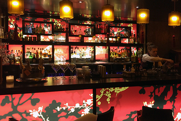 Hôtel-Bar Buddha-Bar Paris