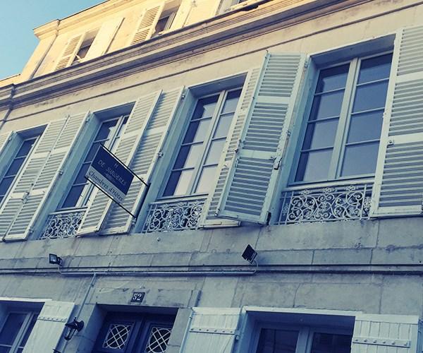 Chambres d'hôtes H. de Surgères