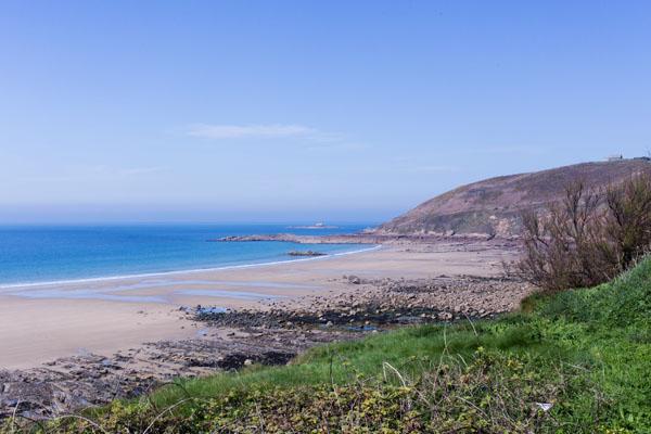 Baie d'Ecalgrain Cap Cotentin