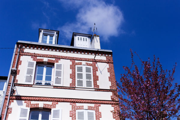 Architecture de Trouville