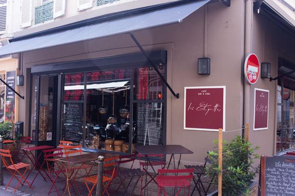 Restaurant Les Etiquettes Trouville
