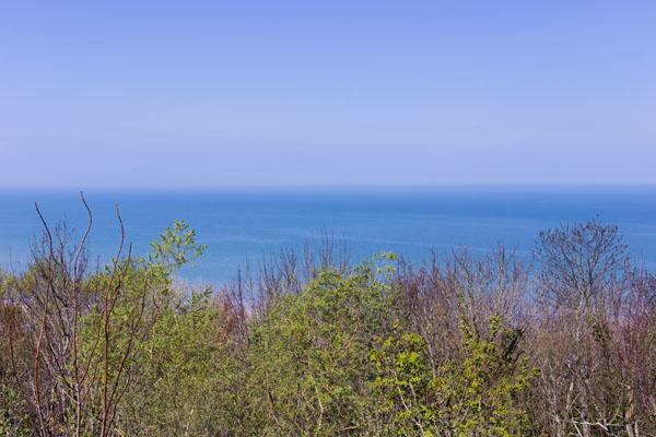 Point de vue sur Cabourg