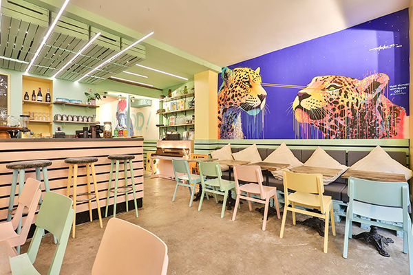 Wynwood coffee shop Paris