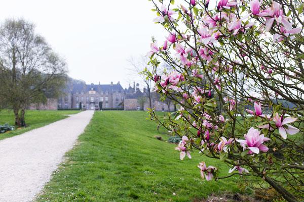 Château de Flamanville Manche