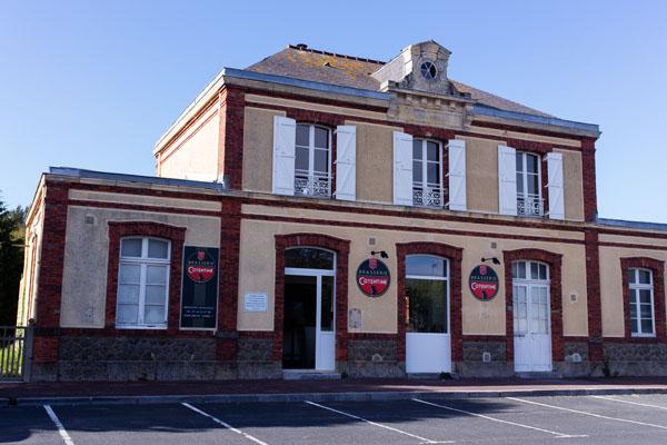 Brasserie Cotentine à Barneville-Carteret