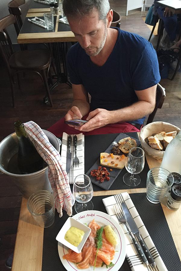 Restaurant Chez André au Havre
