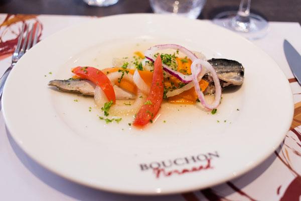 Restaurant Bouchon Normand au Havre