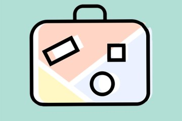 Travel blog icon