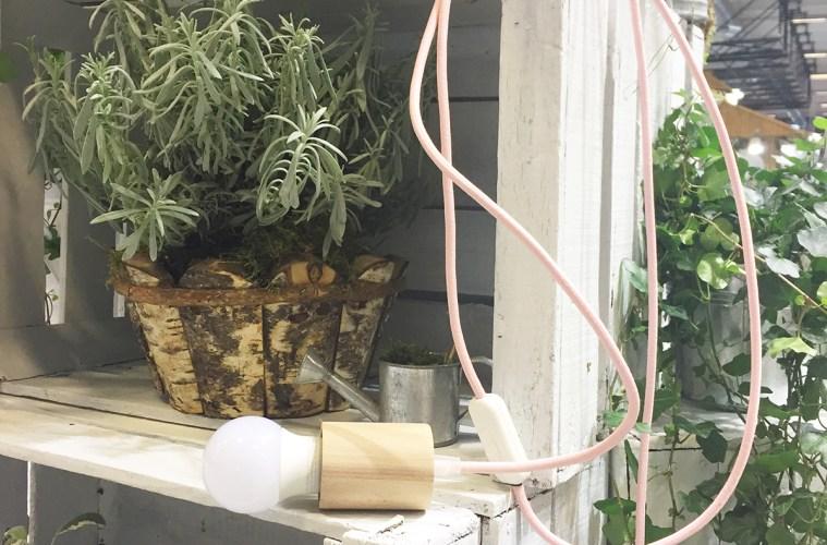 DIY lampe nomade