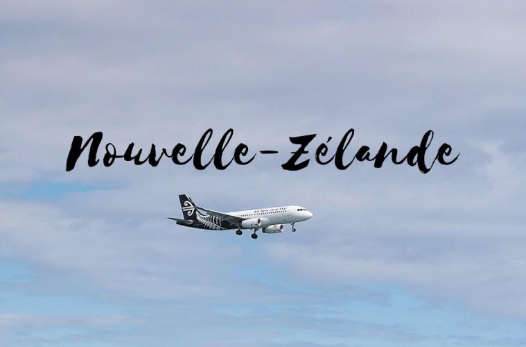 Voyage en Nouvelle-Zélande 2017