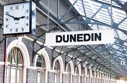 Dunedin, Nouvelle Zélande