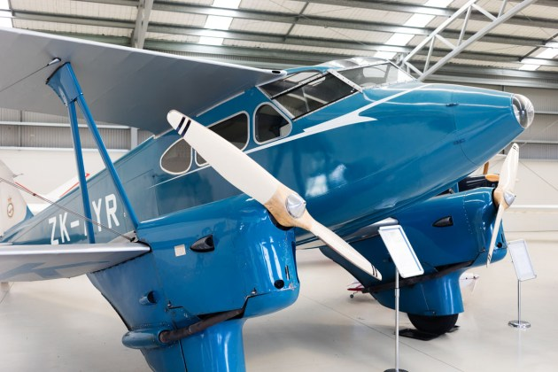 Croydon aviation vintage museum