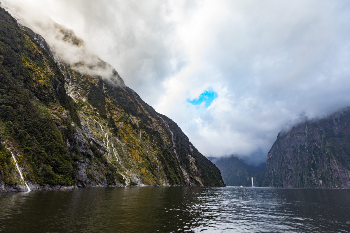 Southern Discoveries Milford Sound NZ