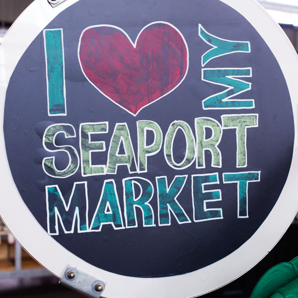 Seaport farmers market Halifax