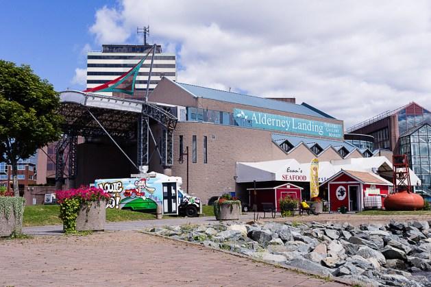 Escale à Dartmouth - Halifax