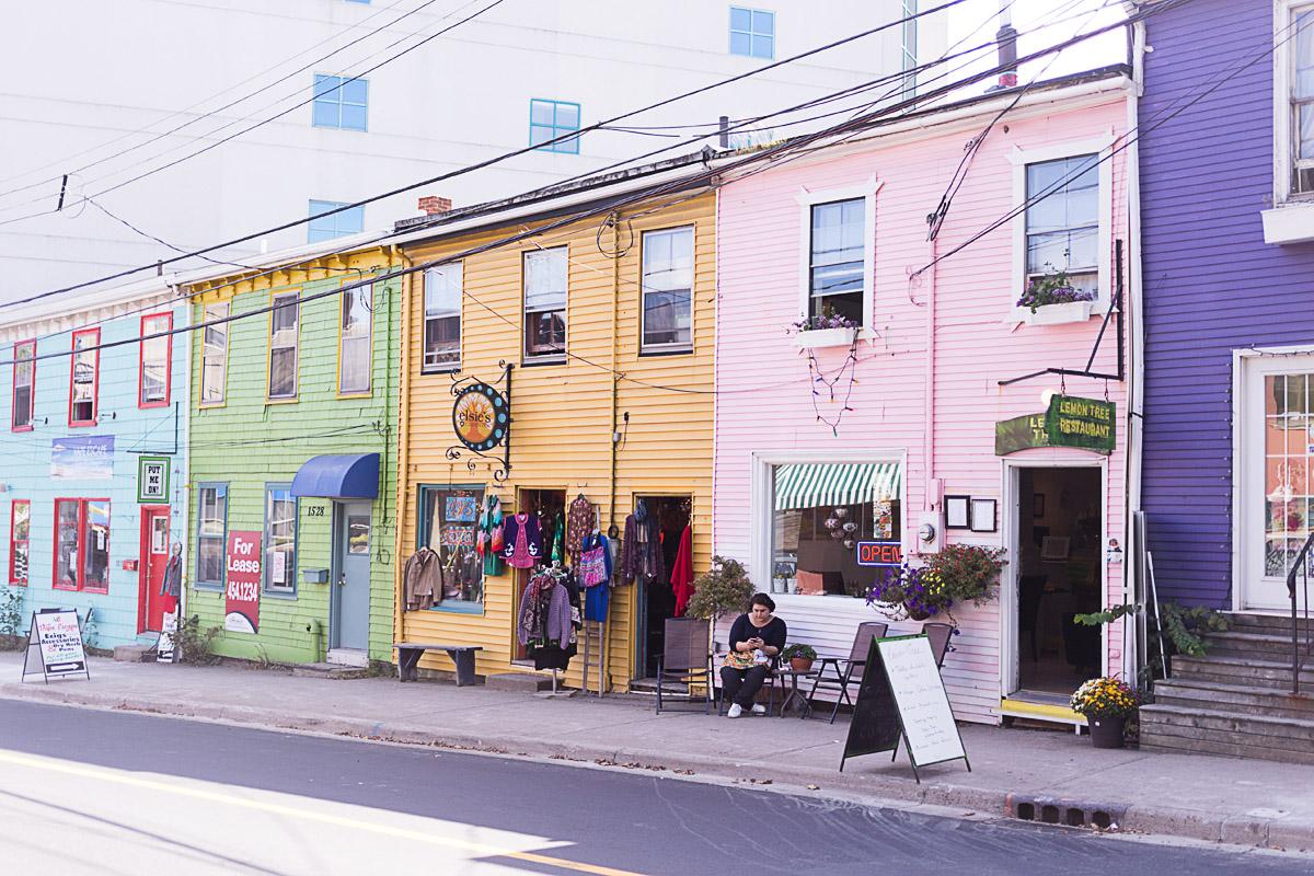 Queen Street Halifax