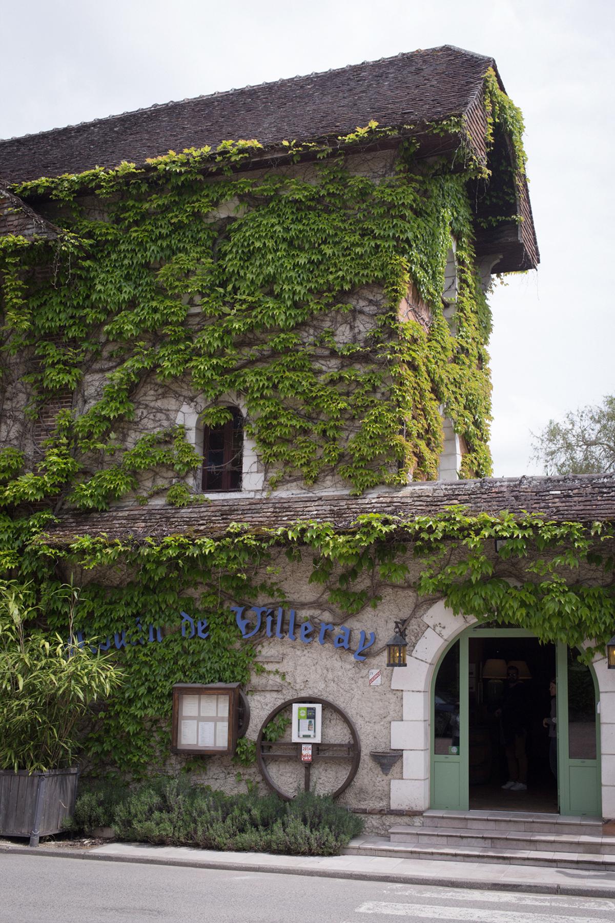 Restaurant Moulin de Villeray
