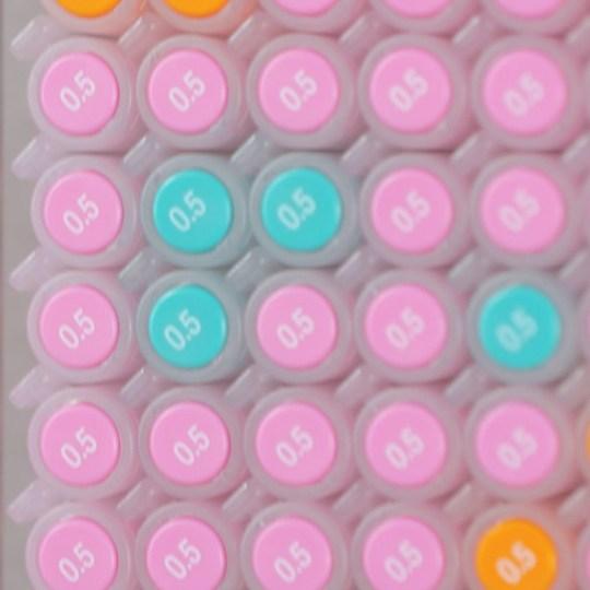 Muji Tokyo Pen Pixel