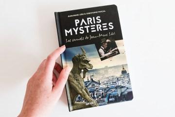 Livre Paris Mystères