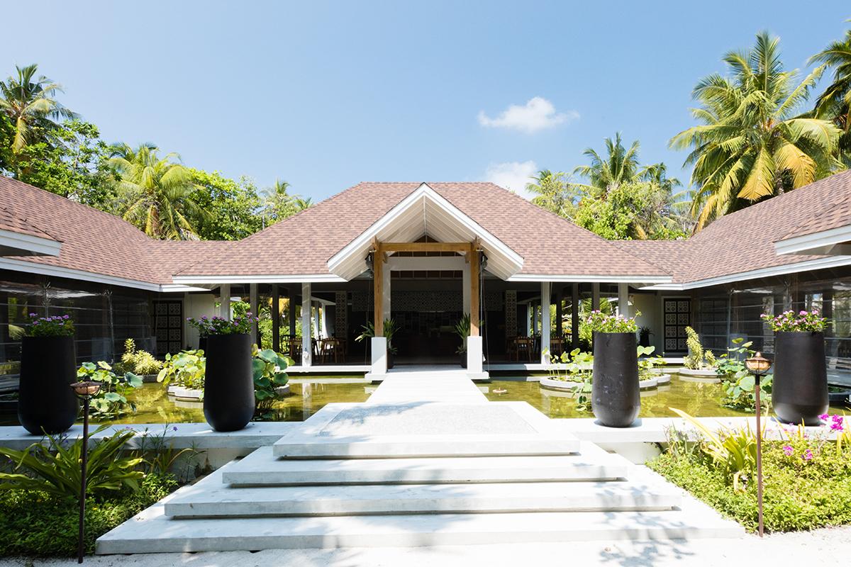 Restaurant Battuta Dhigali Maldives