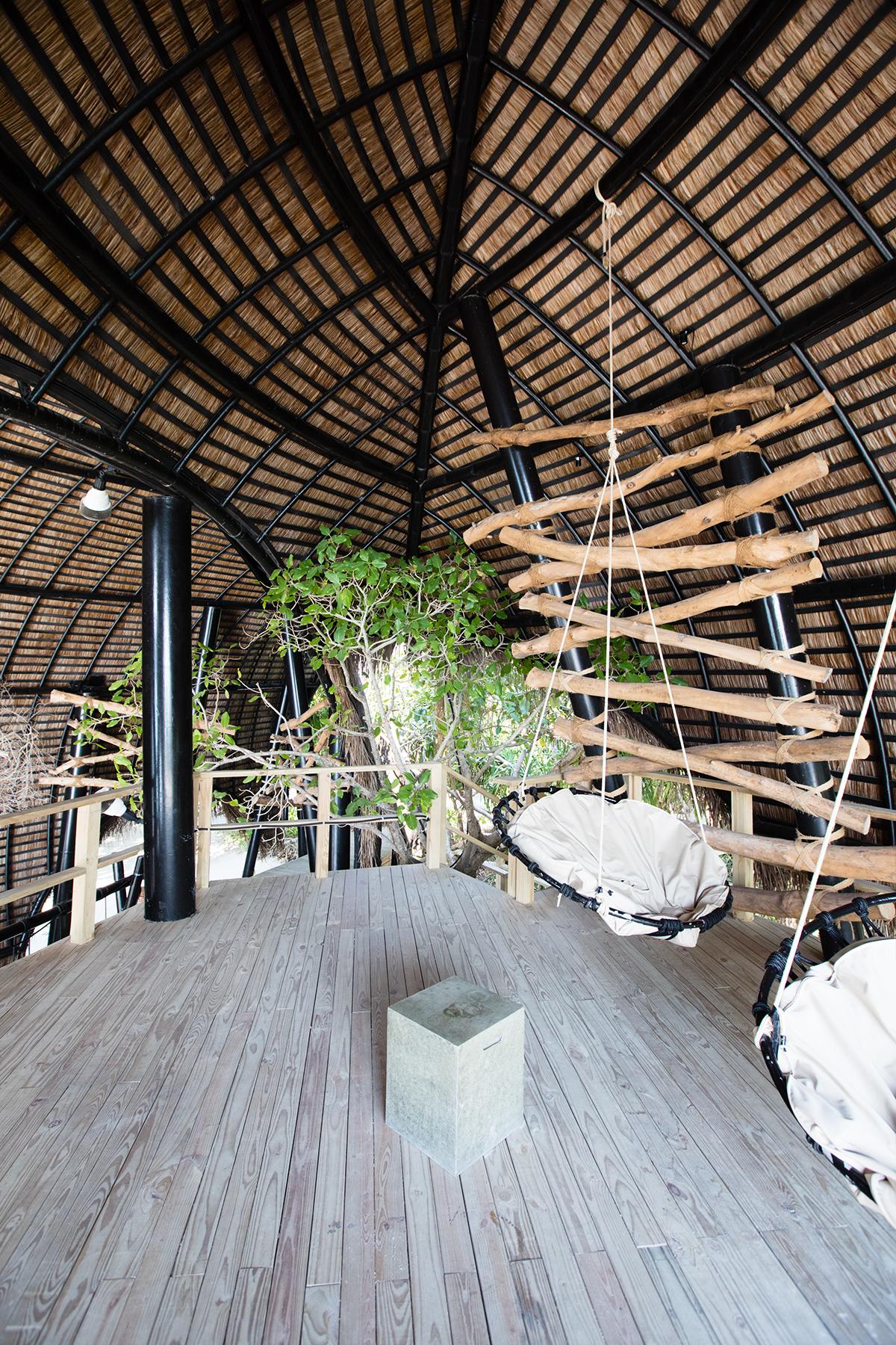 Sunset bar Haali Dhigali Maldives