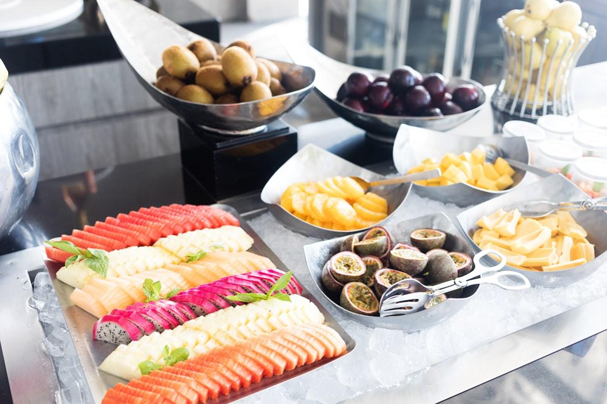 Buffet Thila Kurumba Maldives