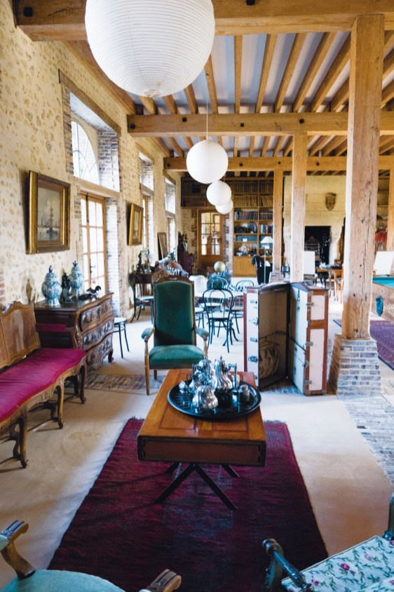 Domaine des Evis décoration
