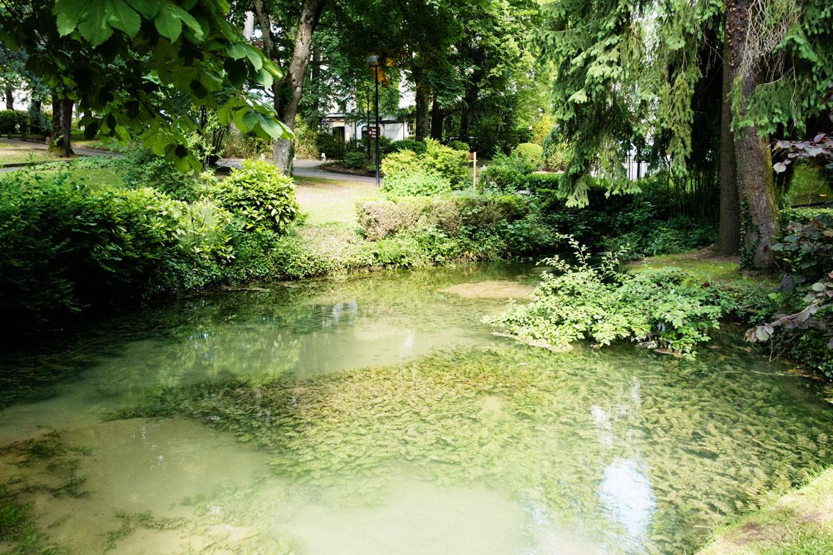 Source Emma à Divonne-les-Bains