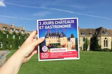 Abbaye des Vaux de Cernay via SMARTBOX