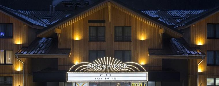 RockyPop Hotel Chamonix
