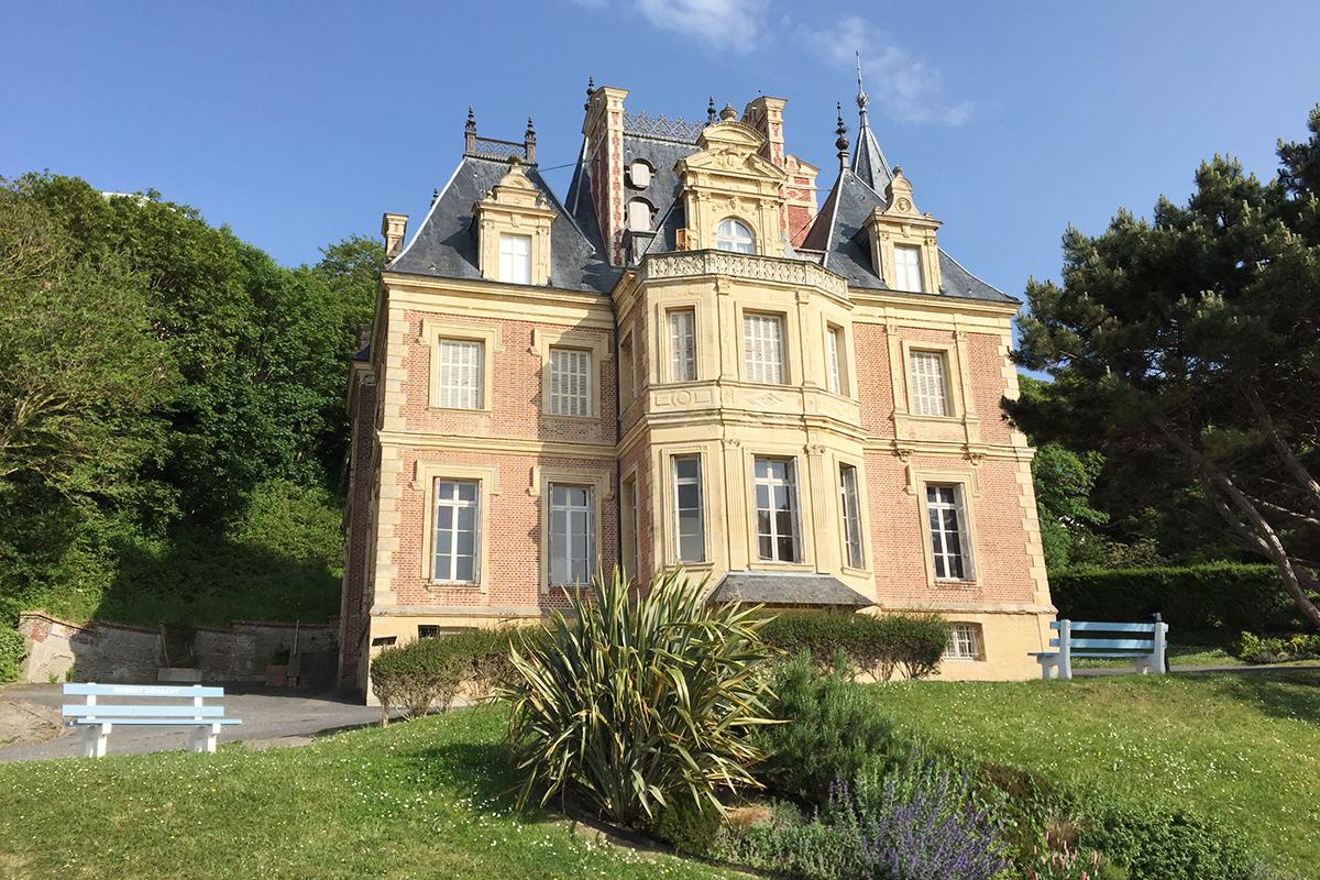Musée Villa Montebello Trouville
