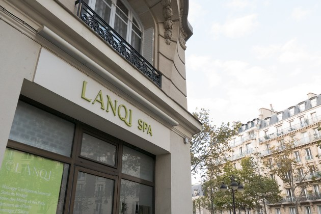 Spa Lanqi Paris