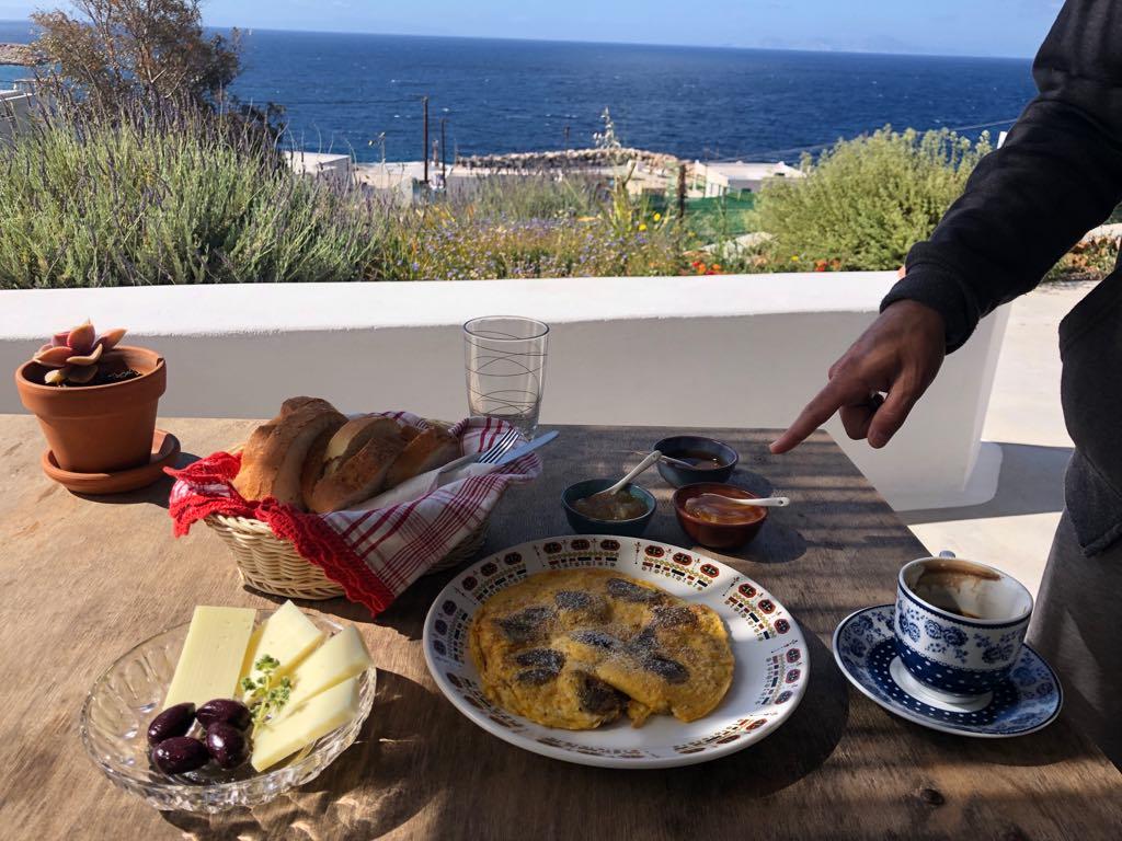 tour du monde des petits déjeuners grèce