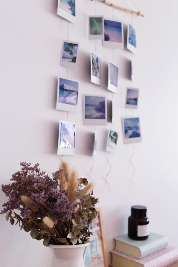 DIY création photos sur bois flotté