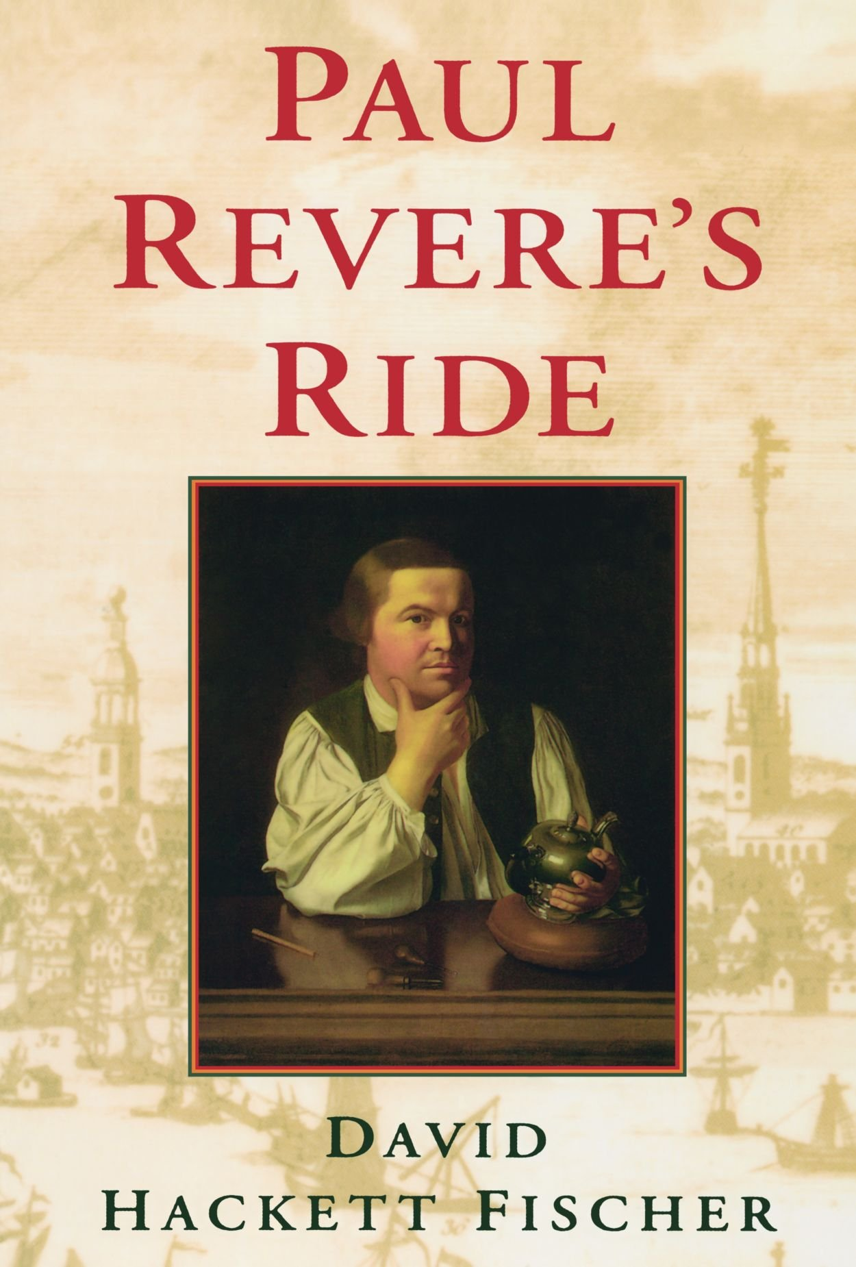 Paul Revere S Ride Revere S Riders