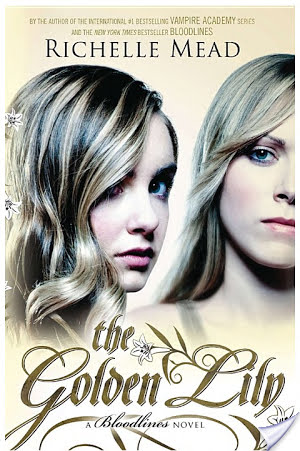 Review: The Golden Lily, by Richelle Mead