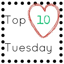 Top Ten Tuesday (8): Books I've Recently Added to TBR Shelf