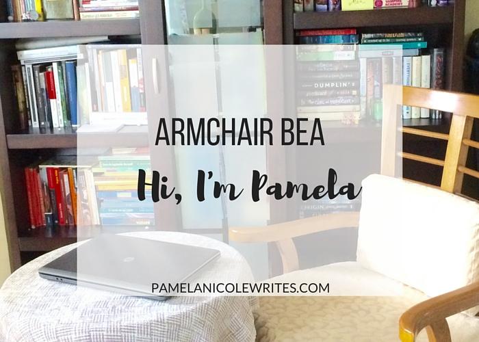 Armchair BEA: Hi, I'm Pamela