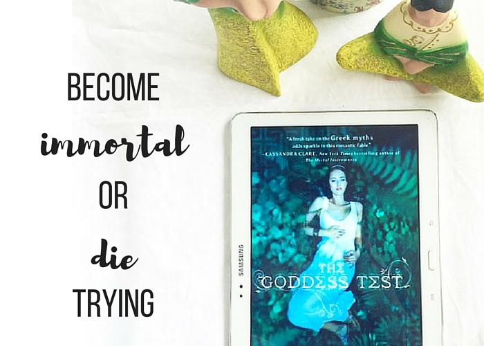 Why I Fell in Love with Aimee Carter's The Goddess Test Series
