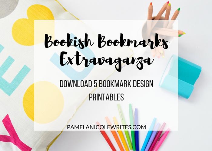 Bookish Bookmarks Extravaganza