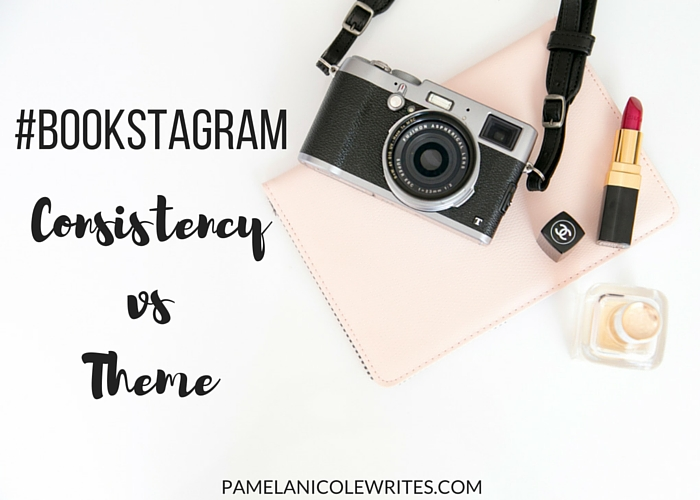 Bookstagram: Consistency Vs Theme(?)
