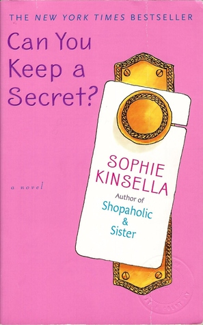 S&S: Can You Keep a Secret? by Sophie Kinsella