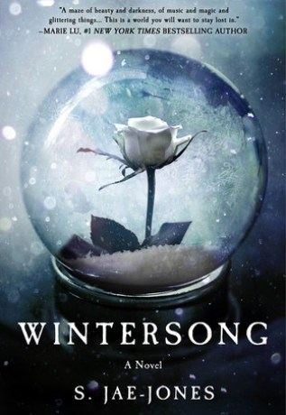 Wintersong by S. Jae-Jones, oh how I struggled to love it