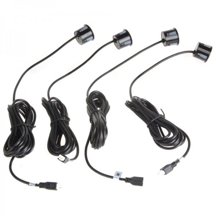 LIGHTHEART Car Parking Sensor System With LCD Monitor