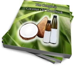 reversing the gray coconut oil
