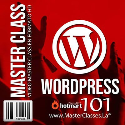 wordpress by reverso academy cursos master classes online