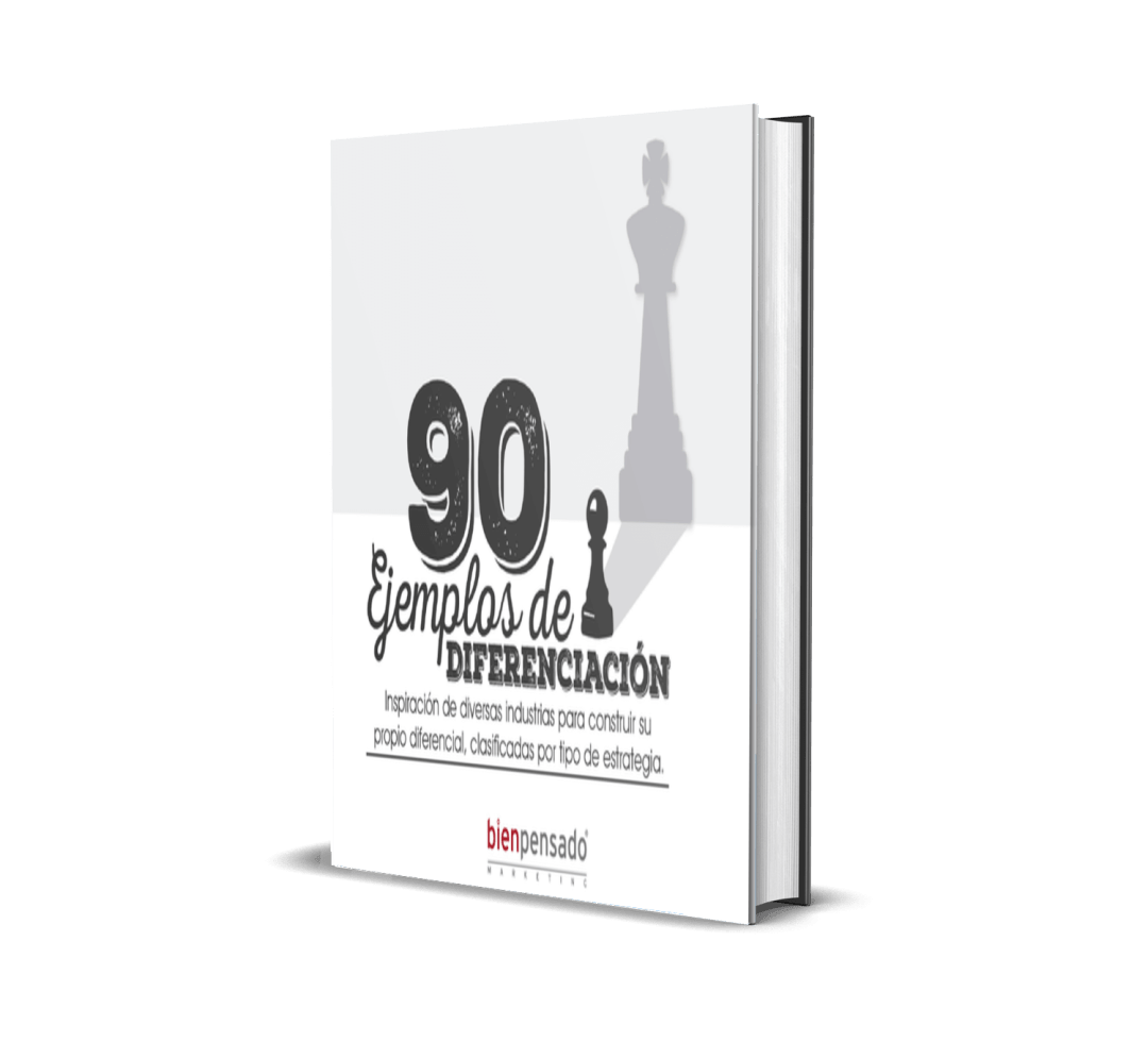 90 EJEMPLOS DE DIFERENCIACIÓN